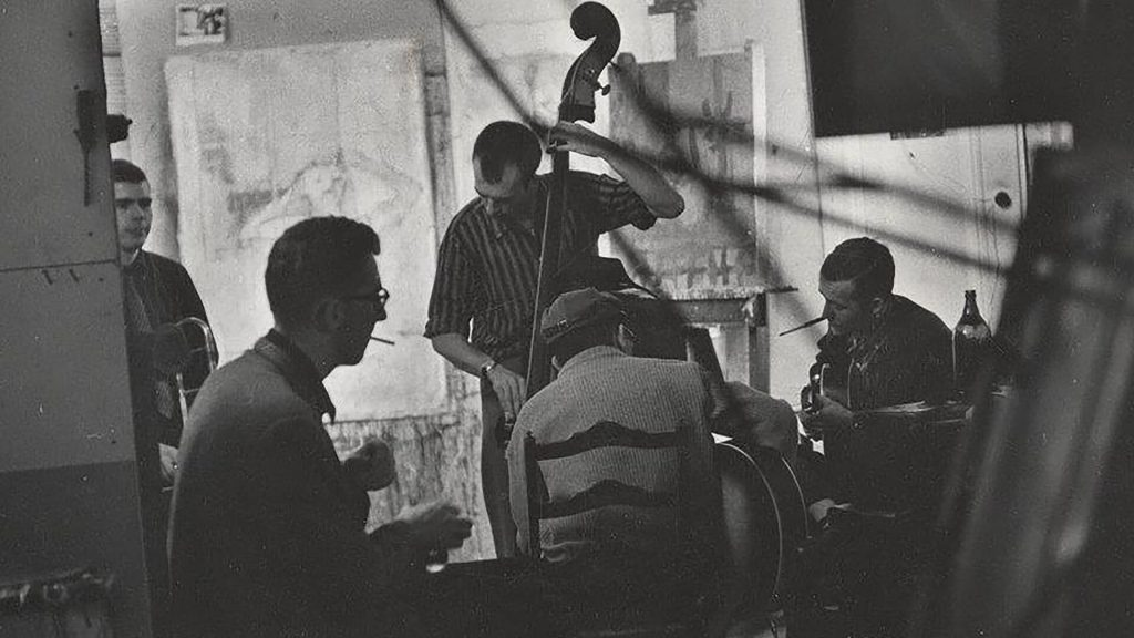 Eugene Smith Jazz Loft